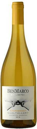 Benmarco Sin Limites Gualtallary Chardonnay 750 ml