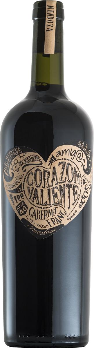 Bodega Niven Corazon Valiente Cabernet Franc 750 ml