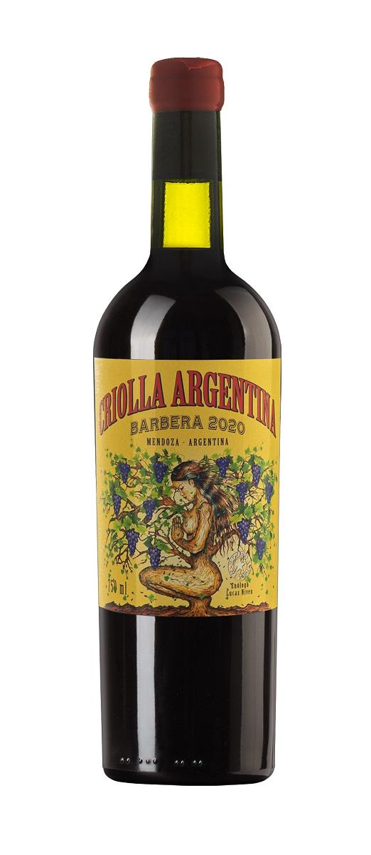 Bodega Niven Criolla Argentina Barbera 750ml