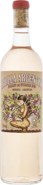 Bodega Niven Criolla Argentina Rosado de Rosadas 750 ml