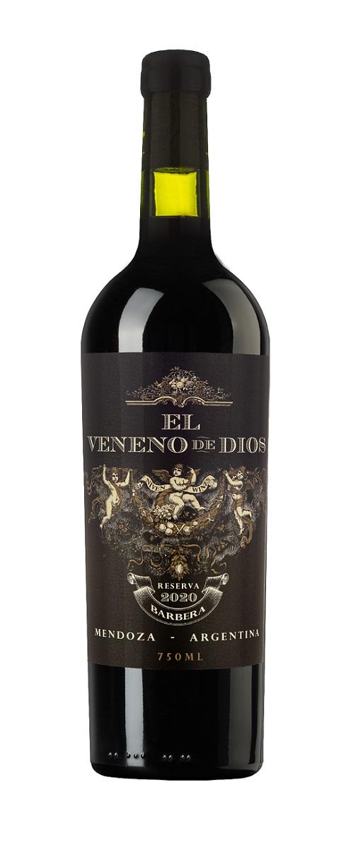 Bodega Niven El Veneno de Dios Barbera 750ml