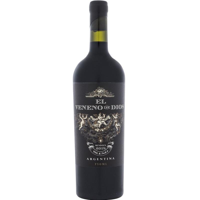 Bodega Niven El Veneno de Dios Cabernet Sauvignon Cabernet Franc 750 ml