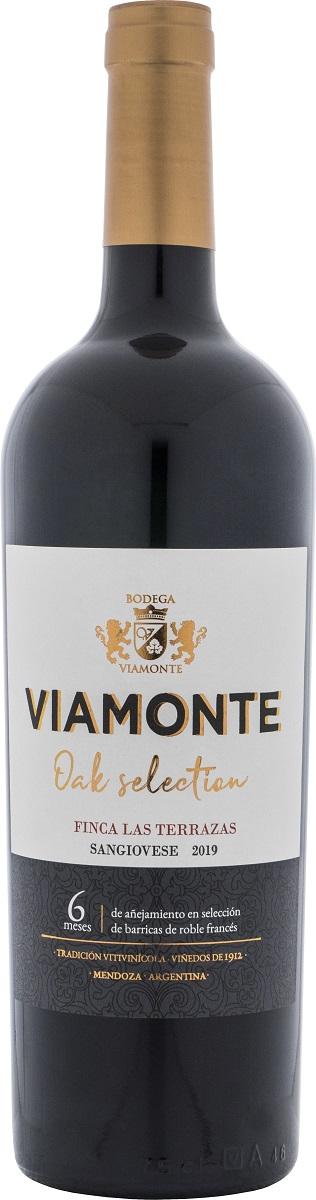Bodega Viamonte Oak Selection Sangiovese 750ml