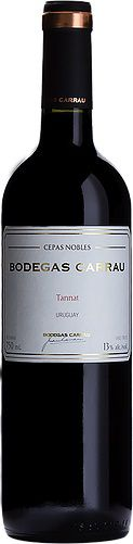 Bodegas Carrau Cepas Nobles Tannat 750 ml