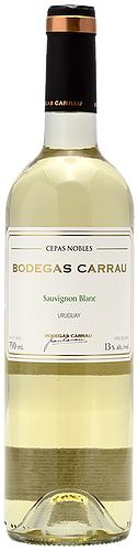 Bodegas Carrau Ceplas Nobles Sauvignon Blanc 750 ml