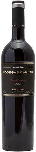 Bodegas Carrau Gran Reserva Tannat/cabernet 750 ml