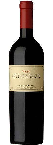 Box 03 Un Angelica Zapata Malbec Alta 750 ml