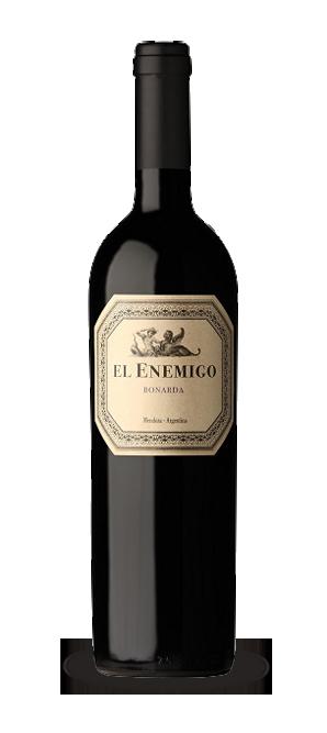 Box 03 Un El Enemigo Bonarda 750 ml