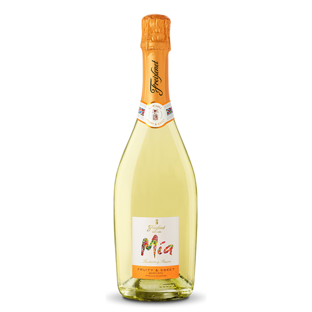 Box 03 Un Mía Moscato Sparkling Sweet 750 ml