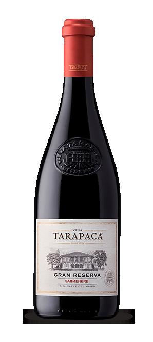 Box 03 un Tarapaca Gran Reserva Carmenere 750 ml