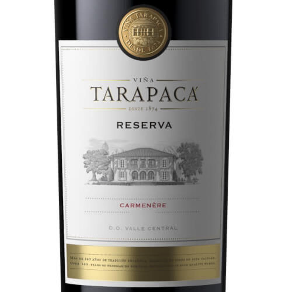 Box 03 Un Tarapaca Reserva Carmenere 750 ml