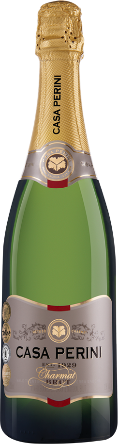 Box 06 Un Casa Perini Brut 375 ml