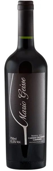 Box 12 Un Mario Geisse Reserva Blend 750 ml