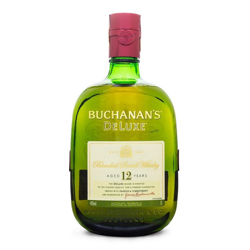 Buchanan's 12 anos 1000 ml