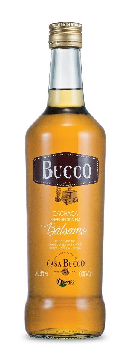 Cachaça Casa Bucco Bálsamo 700 ml