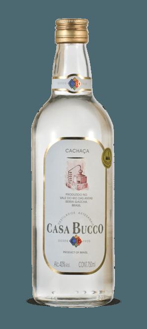 Cachaca Casa Bucco Prata 750 ml