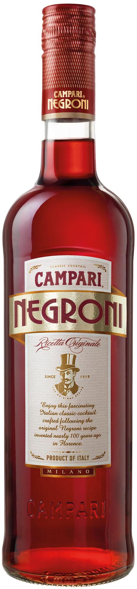 Campari Negroni 700 ml