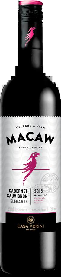 Casa Perini Macaw Cabernet Sauvignon Demi Sec 750 ml