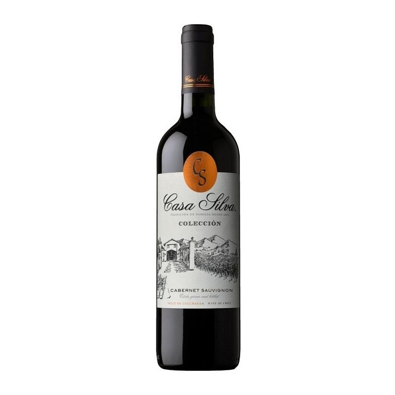Casa Silva Coleccion Cabernet Sauvignon 750 ml