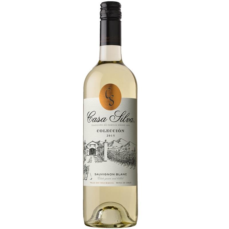 Casa Silva Colección Sauvignon Blanc 750 ml