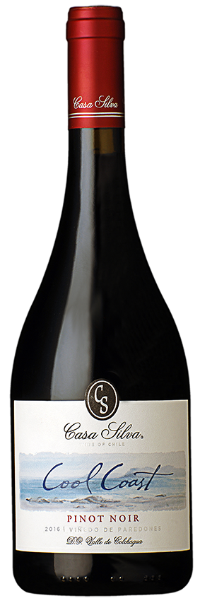 Casa Silva Cool Coast Pinot Noir 750 ml