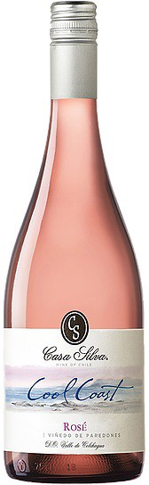Casa Silva Cool Coast Rosé 750 ml