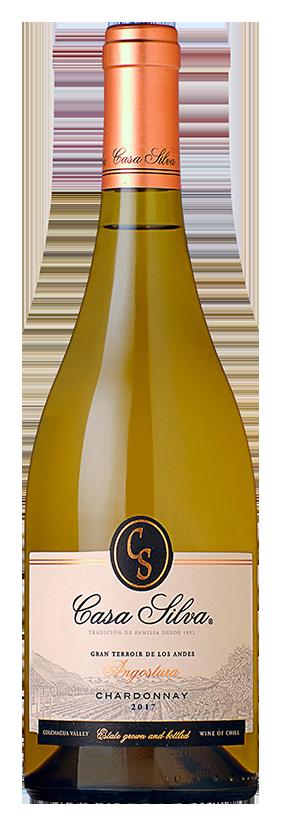 Casa Silva Gran Terroir Angostura Chardonnay 750 ml