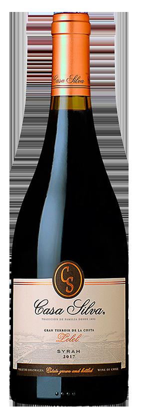 Casa Silva Gran Terroir Lolol Syrah 750 ml