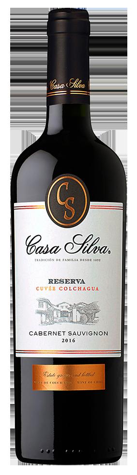 Casa Silva Reserva Cuvee Cabernet Sauvignon 750 ml