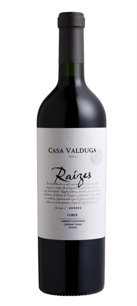 Casa Valduga Gran Reserva  Raízes Corte 750 ml