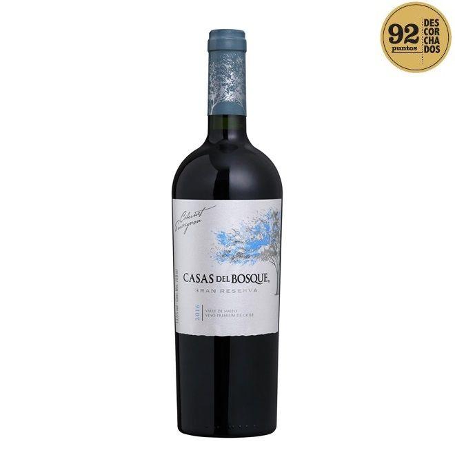CASAS DEL BOSQUE GRAN RESERVA CABERNET SAUVIGNON 750 ml