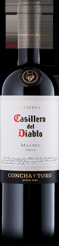 Casillero Del Diablo Malbec 750 ml