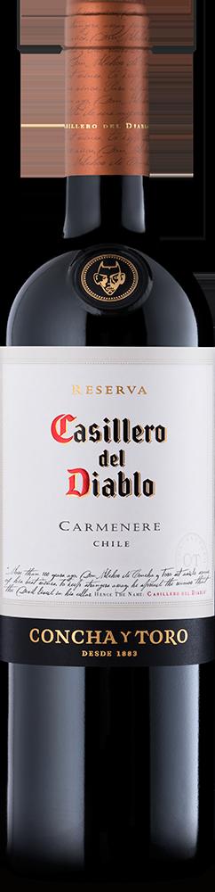 Casillero Del Diablo Reserva Carmenere 750 ml