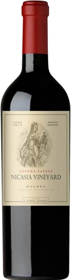 Catena Zapata Malbec Nicasia 750 ml