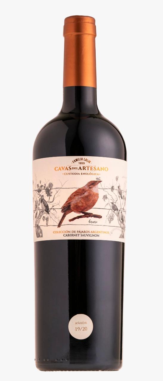 Cavas del Artesano Cabernet Sauvignon 750 ml - Pájaros Argentinos