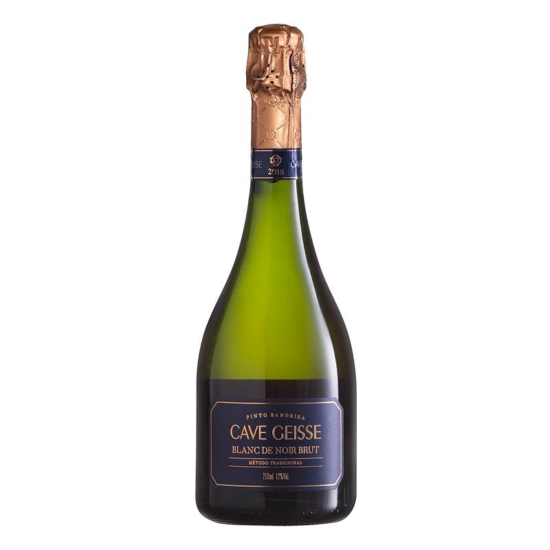 Cave Geisse Espumante Blanc De Noir Brut 36 Meses 750 ml