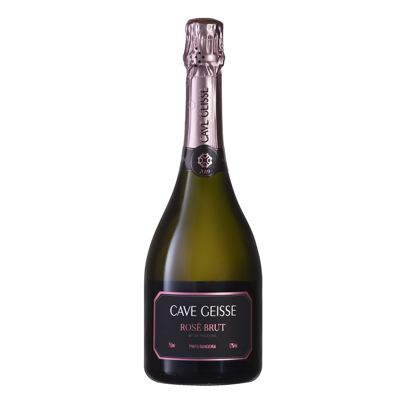 Cave Geisse Rosé Brut 750 ml