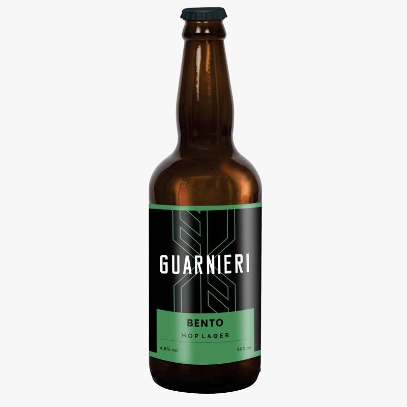 Cerveja Guarnieri Bento Hop Lager 500ml