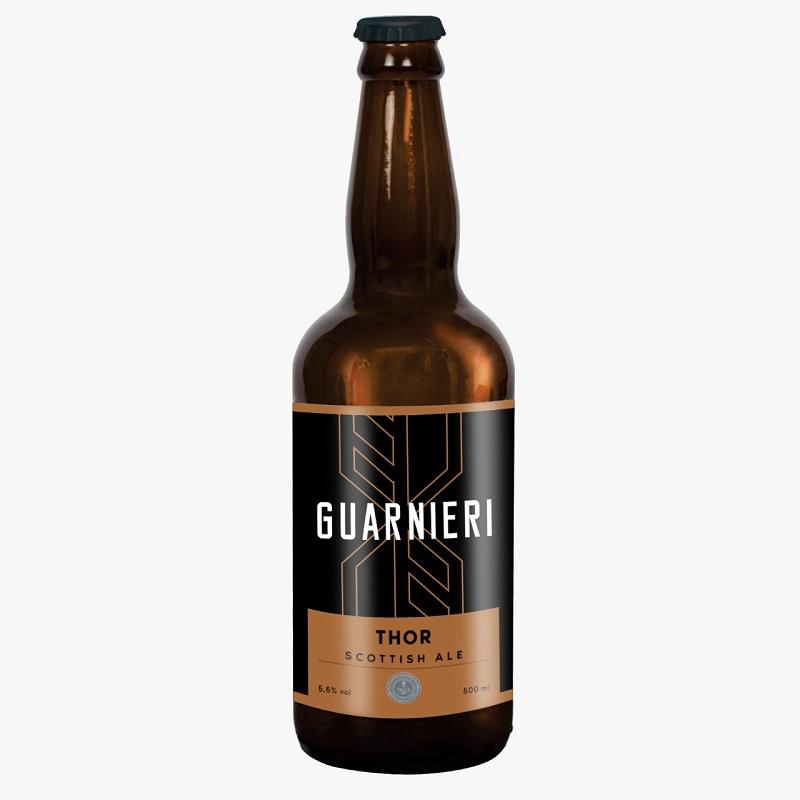 Cerveja guarnieri Thor Scottish Ale 500ml