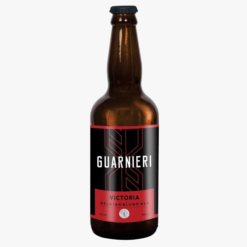 Cerveja Guarnieri Victoria Belgian Blond Ale 500ml