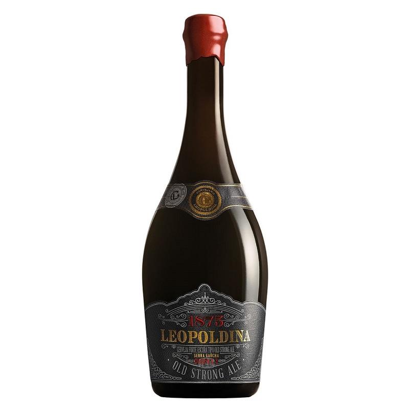 Cerveja Leopoldina Old Strong Ale 750ml
