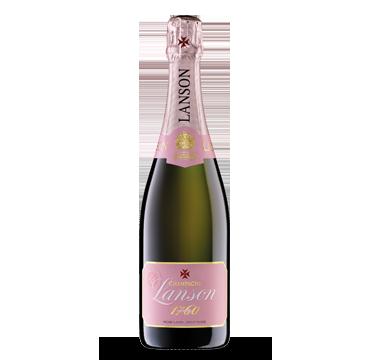 Champagne Lanson Rosé Label Brut Rosé 750 ml
