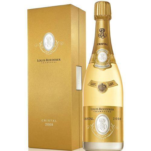 Champagne Louis Roederer Cristal Brut 750 ml