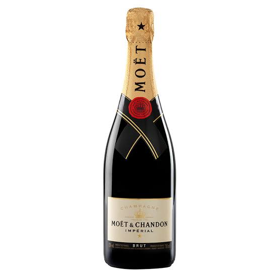 Champanhe Moet Chandon Imperial Brut 750 ml