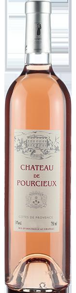 Château de Pourcieux Côtes de Provence Rose 750 ml