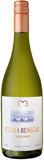 Clara Benegas Chardonnay 750 ml