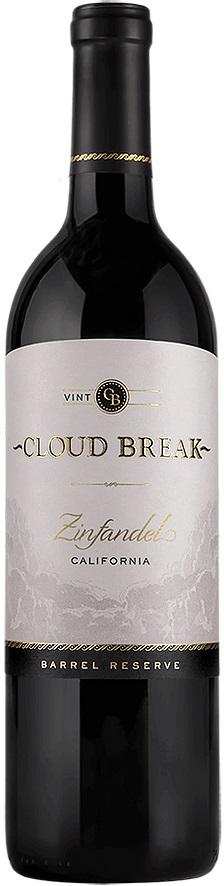 Cloud Break Zinfandel 750 ml
