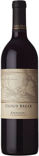 Cloud Break Zinfandel 750 ml