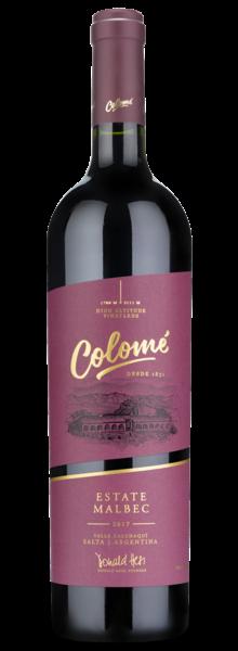 Colomé Estate Malbec  750 ml