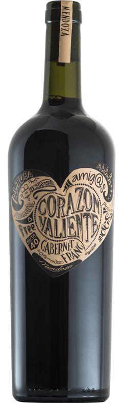 Corazon Valiente Cabernet Franc 750 ml